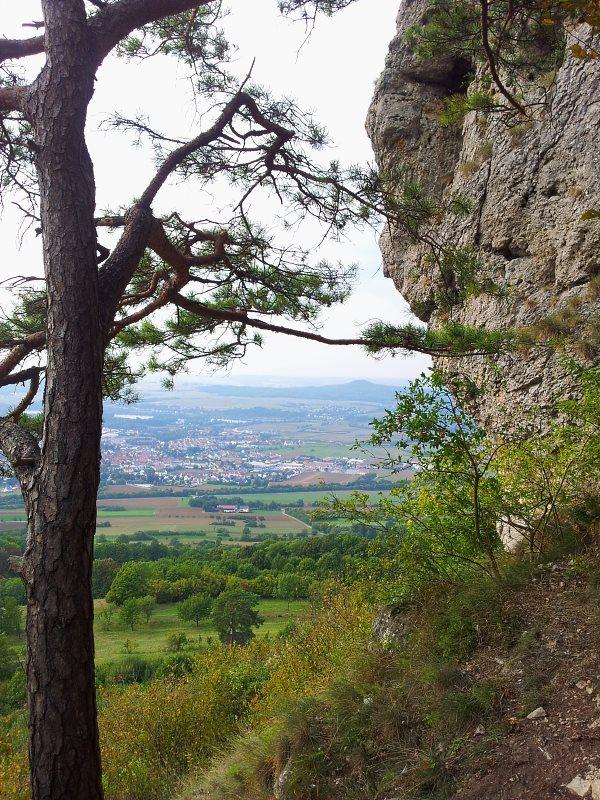 Ausblick am Staffelstein