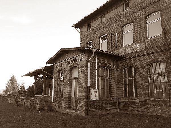 Lost Place (Bahnhof Friedrichswert)